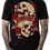 Thumbnail: T-Shirt double skull PAINFUL
