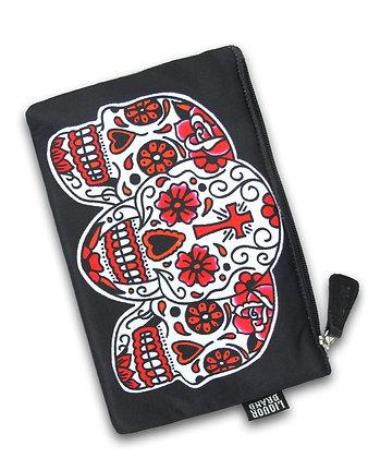 Pochette Amigos skulls LIQUORBRAND
