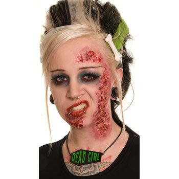 Collier Dead Girl KREEPSVILLE 666