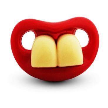 Sucette 2 dents