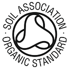 Our professional products are certified for organic production by Soil Association