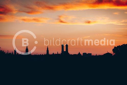 München Skyline (#4222)