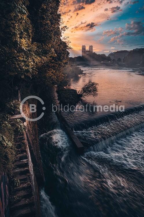 Isar Wasserfall (#6273)