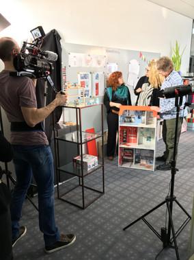 Industriefilm für Sage bei Fa. Roba in Coburg