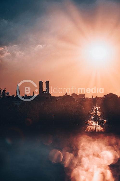 München Silhouette (#2174)