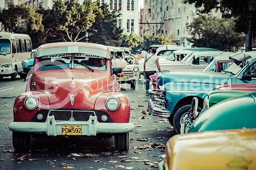 Cuban Cars (#2041)