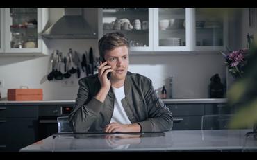 Dreharbeiten Werbespot in München