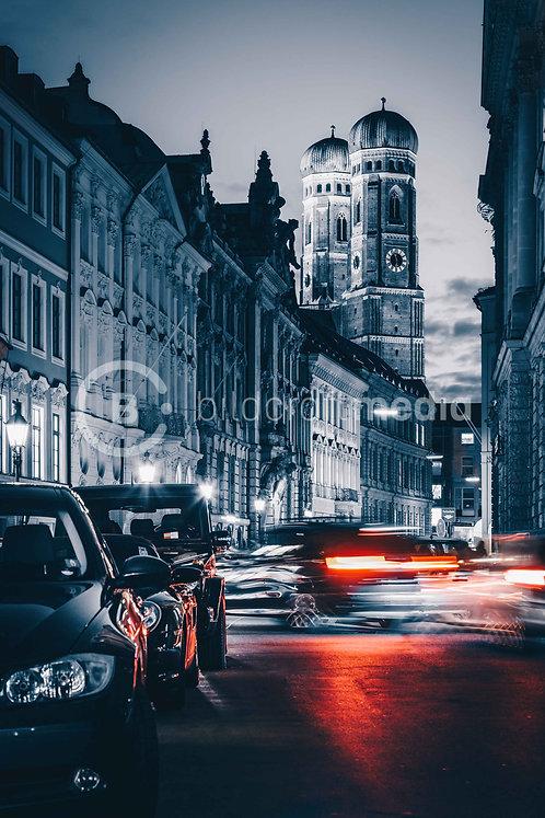 Aussteller: Frauenkirche s/w (#2875-2)