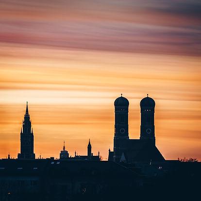 Acrylbilder München Leinwand Alu Dibond