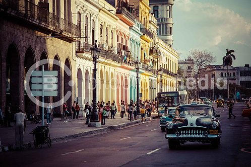 Havanna Streets (#1958)