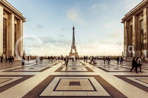 Eiffelturm / Trocadero (#2347)