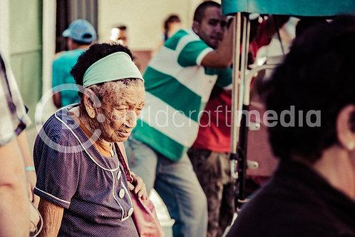 Old Lady, Trinidad (#3543)
