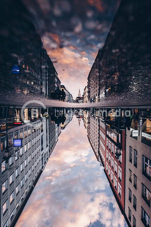 Sendlinger Straße - Upside down (#8438)