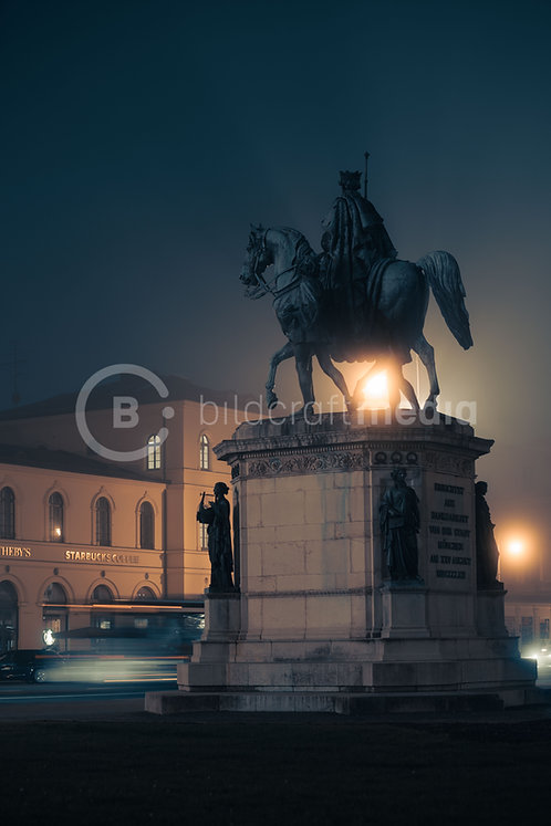 Reiterdenkmal Ludwig I  (#9816)