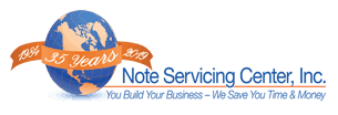 Note Servicing Center