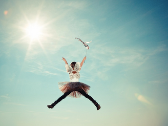 9 STEPS TO MAKE YOU FEEL LESS DEPRESSED IN A FUN WAY!