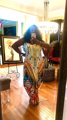 Silky Summertime Dress