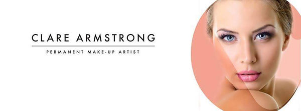 Clare rmstrong permanent make-up logo