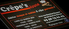 crêpe's house