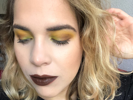 Yellow Mellow Makeup Fellow