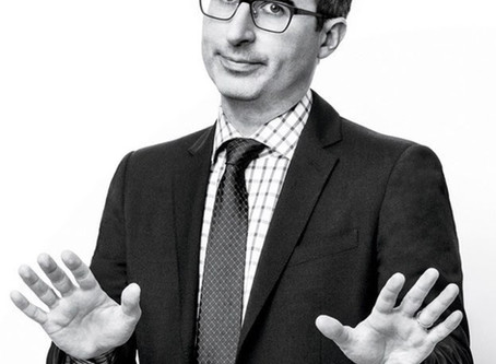 T.V. show of the week: Last Week Tonight with John Oliver