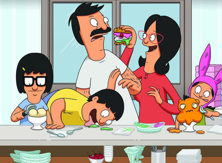 T.V. show of the week: Bob's Burgers