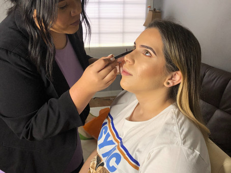 How to find a make-up artist for your special event