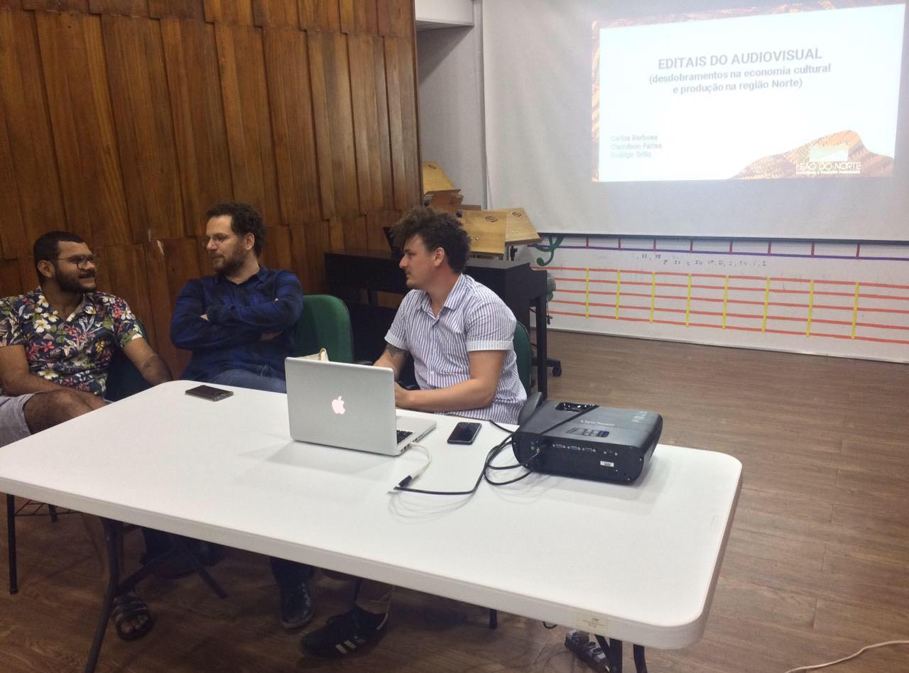 Editais do audiovisual: desdobramentos na economia cultural e produção na região Norte
