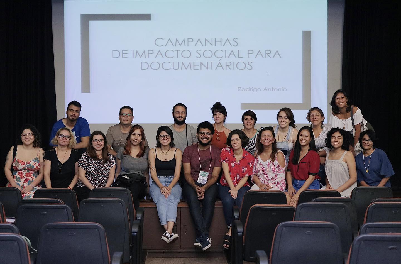 Produção de documentário de impacto social