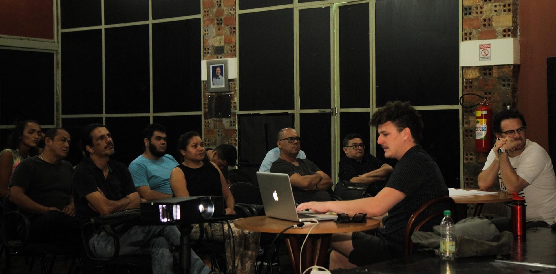 Produção executiva para o audiovisual