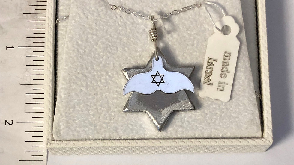 Star of DAVID Necklace with Pendent