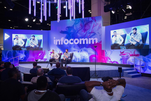 Tony's Faves from InfoComm 2018