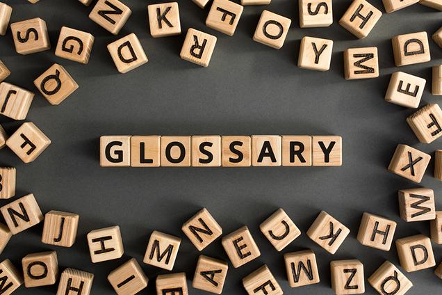 Audio Visual Glossary