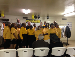One Man's Treasure would like to thank Smith Chapel AME Church for their support!
