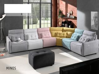Mettez de la couleur dans votre salon !