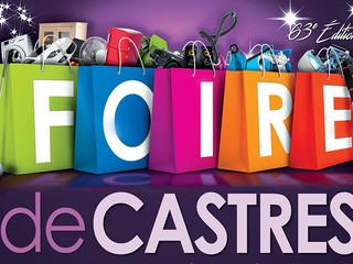 Foire de Castres du 23/09 au 02/10