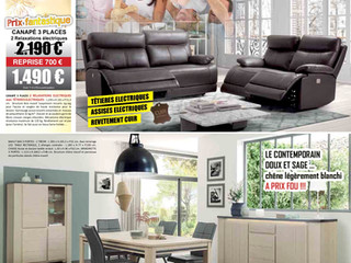 Fête à la reprise de vos anciens meubles !