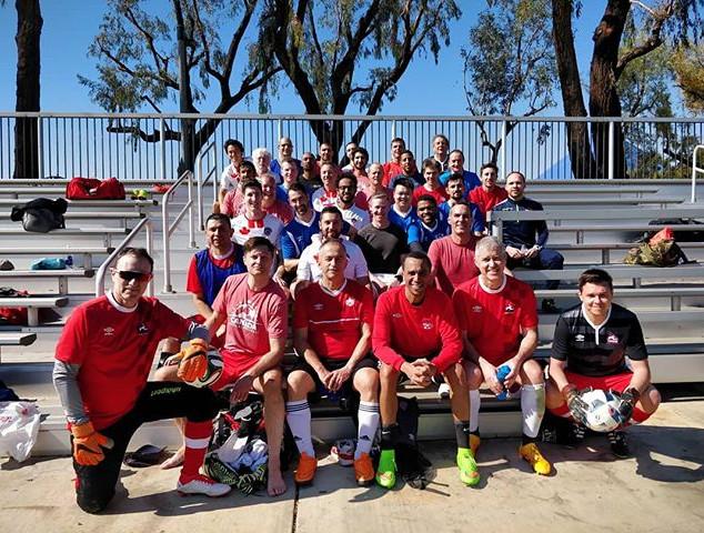 Team Canada - weekend training and educa