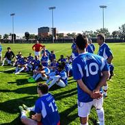 Team Canada - Medical Soccer team in Lon