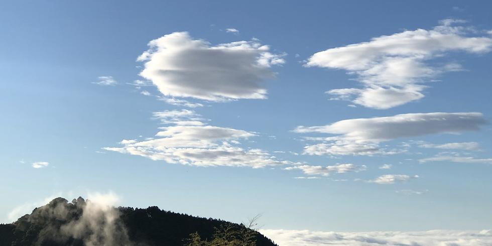 八仙と雲海を行く会