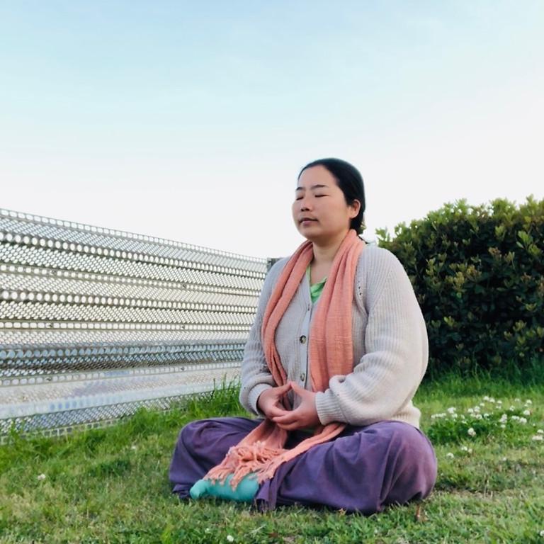 タオヨガと慈養の瞑想会