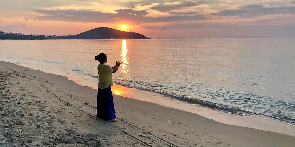 内なる慈養の瞑想会