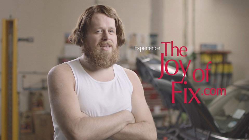 Sugru - The Joy Of Fix