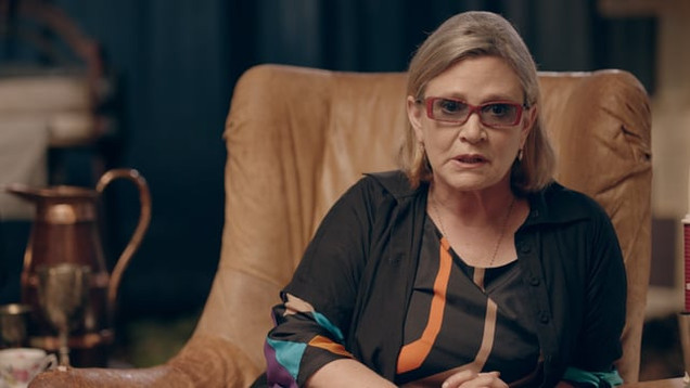 Carrie Fisher - Clip