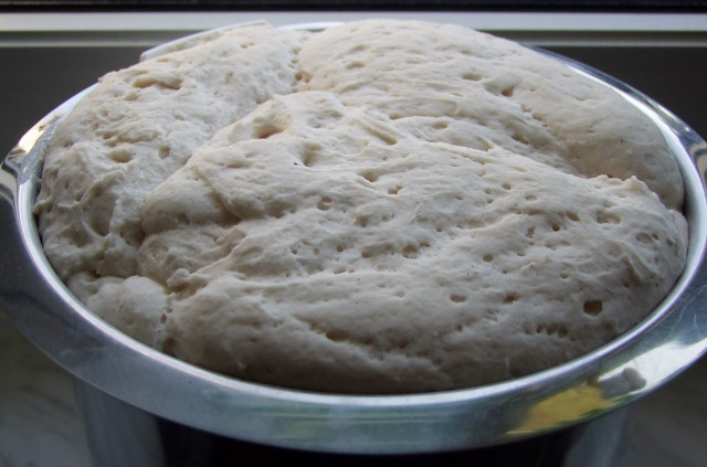 glutenfreies Apfel-Hefe-Brot