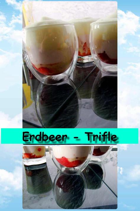 Erdbeere - Trifle