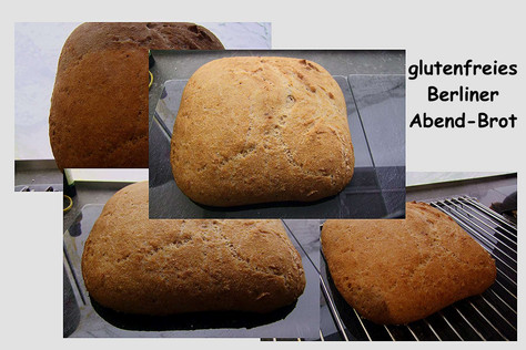 Berliner Abend-Brot                                                                glutenfrei