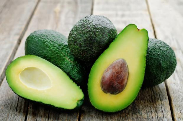 Avocado-Kern die Wunderbeere