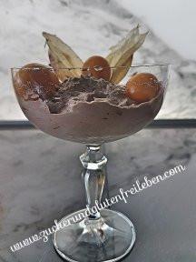 Luftig - Leicht - Schokoladen - Mousse