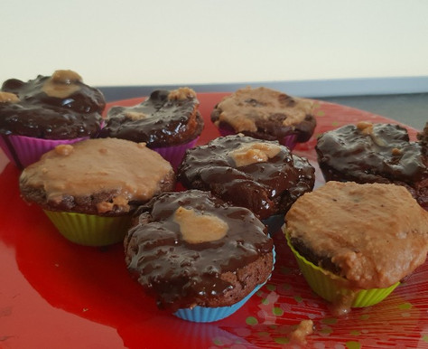 Rester zu Hause - wie wäre es mit Muffins